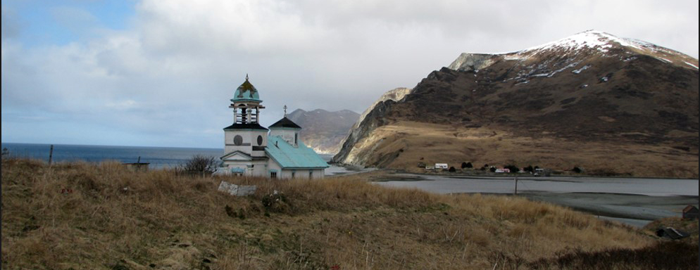 Holy Ascension Russian Orthodox Church, Karluk